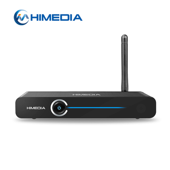 Original Himedia Q30 Android 7.0 Caja de TV Hisilicon HI37980 V200 Quad Core 2GB RAM 8GB ROM OTA la Actualización de WiFi HD 4K Smart Set Top Box